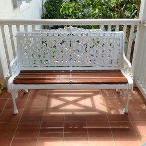 Seat Restoration – Coalbrookedale