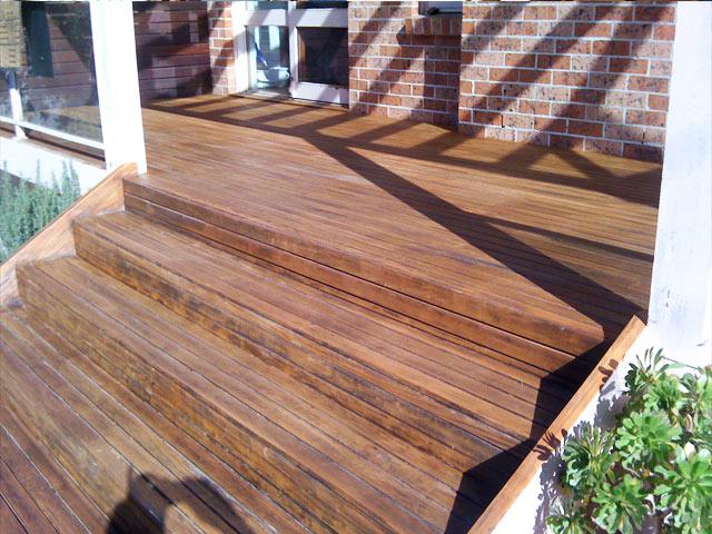 Deck Restoration – Mosman