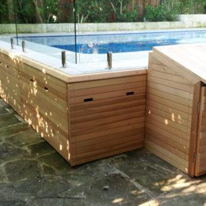 Mosman Pool Timberwork