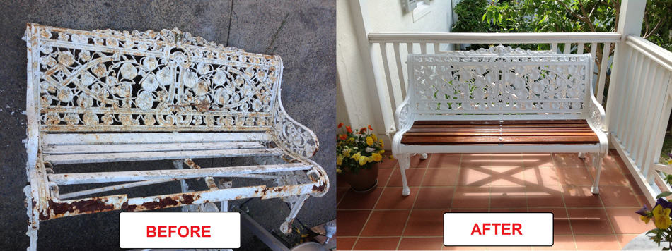 MetalWork-Paint-Stripping-Restoration-Before-After
