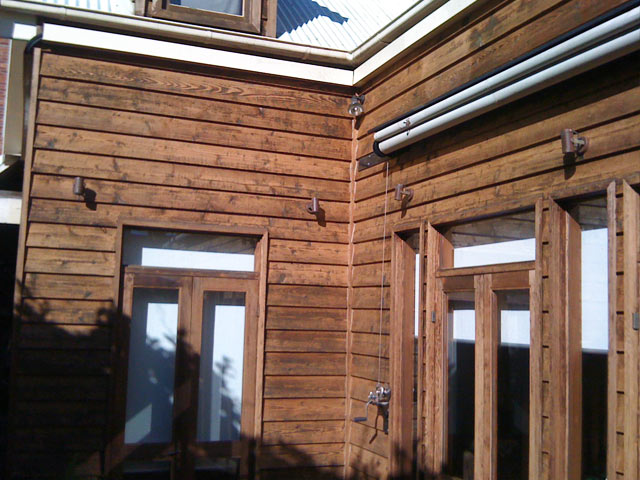 House Restoration – Western Red Cedar