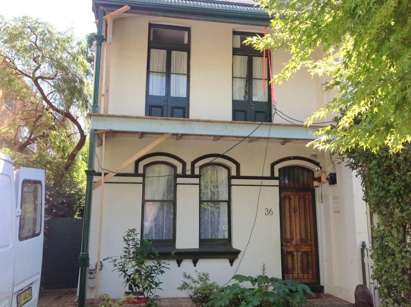 Ashfield Balcony Restoration