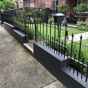 Petersham Façade and Front Fence and Footings Restoration Project