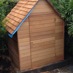 Mosman Shed Conversion Project