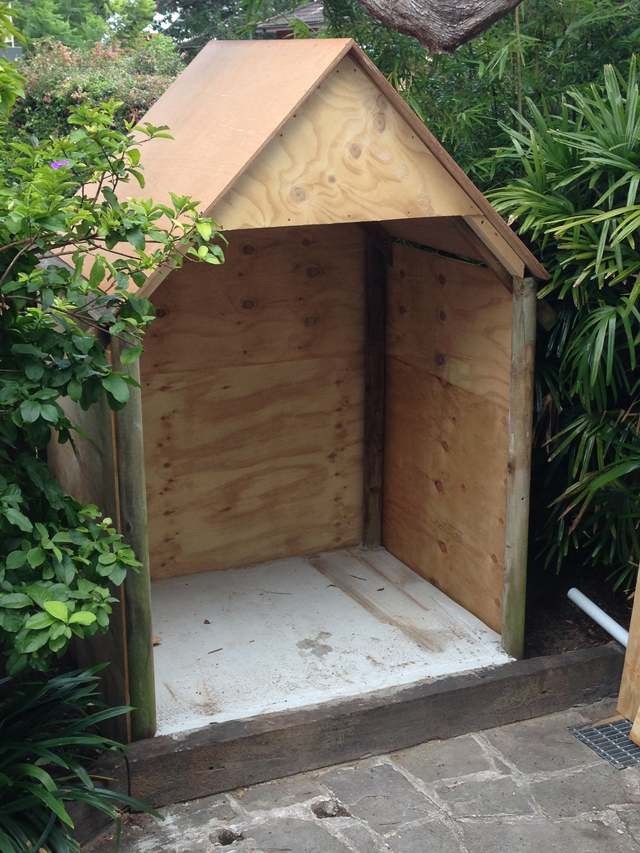 Mosman Shed Conversion Project6